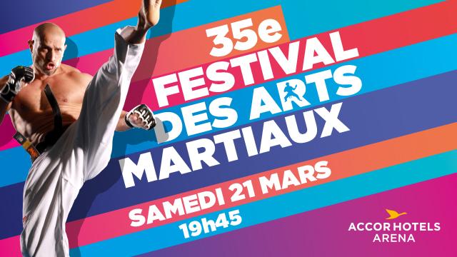 Le Festival des Arts Martiaux
